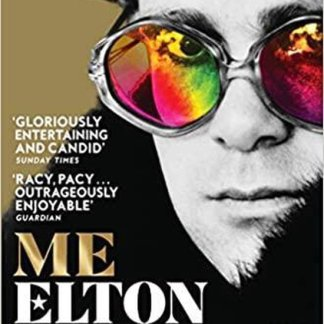 Elton John Me Boek
