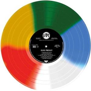 Elvis Presley ROCK ROLL Collection LP