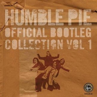 Humble Pie Official Bootleg Box Set Vol.1 LP