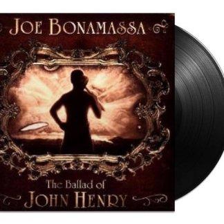 Joe Bonamassa Ballad Of John Henry Ltd LP