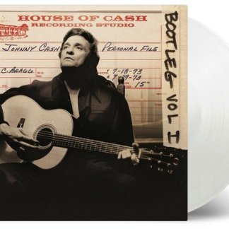 Johnny Cash Bootleg 1 Personal File Coloured Vinyl 3LP