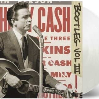 Johnny Cash Bootleg 3 Live Around The World Coloured Vinyl 3LP