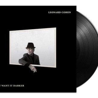 Leonard Cohen You Want It Darker LP