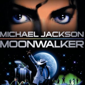 Michael Jackson Moonwalker DVD