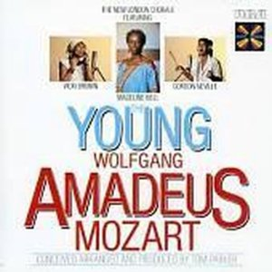 New London Chorale Young Mozart CD