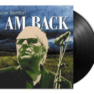 Oscar Benton I Am Back LP