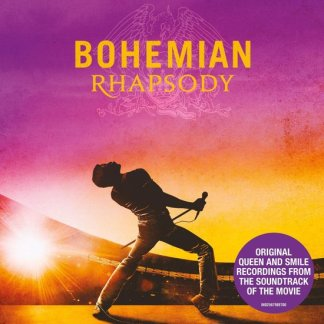 Queen Bohemian Rhapsody Original Soundtrack CD