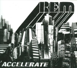 R.E.M. Accelerate Walletpack CD