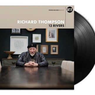 Richard Thompson 13 Rivers LP