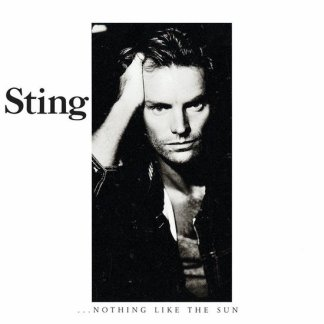 Sting Nothing Like The Sun CD