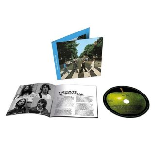 The Beatles Abbey Road 50th Anniversary Edition CD