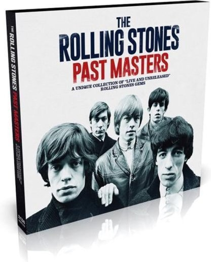 The Rolling Stones Past Masters 2cd