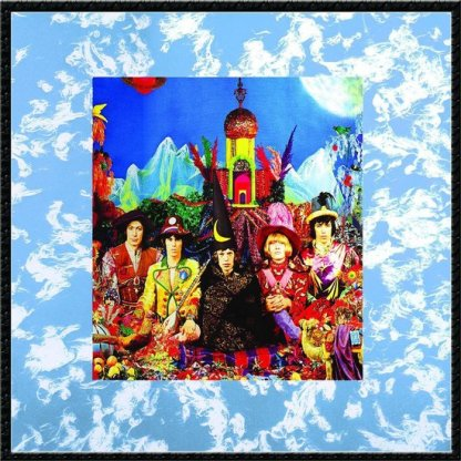 The Rolling Stones Their Satanic Majesties Reques CD 0042288232926
