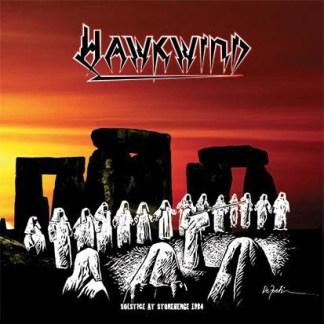 Hawkwind Solstice At Stonehenge 1984 CD