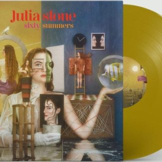 Julia Stone Sixty Summers Coloured Vinyl