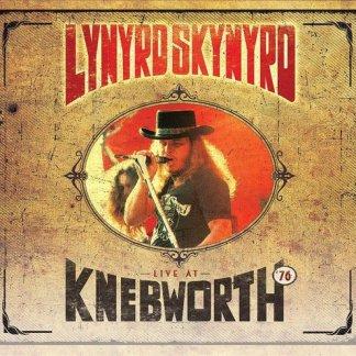 Lynyrd Skynyrd Live At Knebworth 76 Blu ray CD