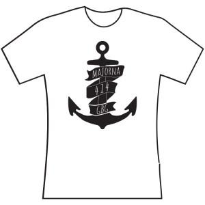 Majorna 414 anchor T-shir