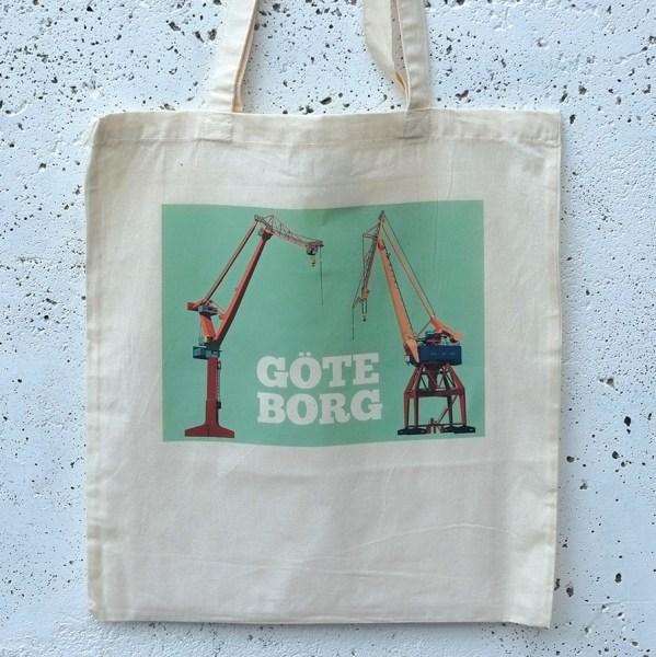 Tote bag Göteborg