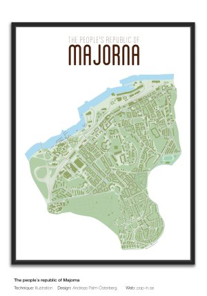 The people's republic of Majorna