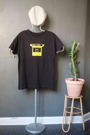 Korv kiosk Ekologisk T-shirt
