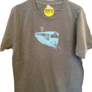 Spårvagn 11 Ekologisk t-shirt