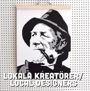 Lokala kreatörer / Local designers