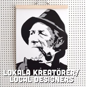 Lokala kreatörer / Local designers