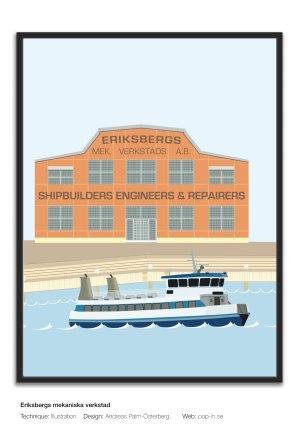 Eriksbergs mekaniska verkstad