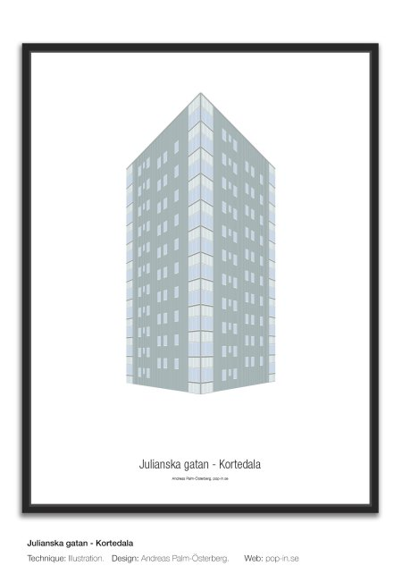 Julianska gatan - Kortedala