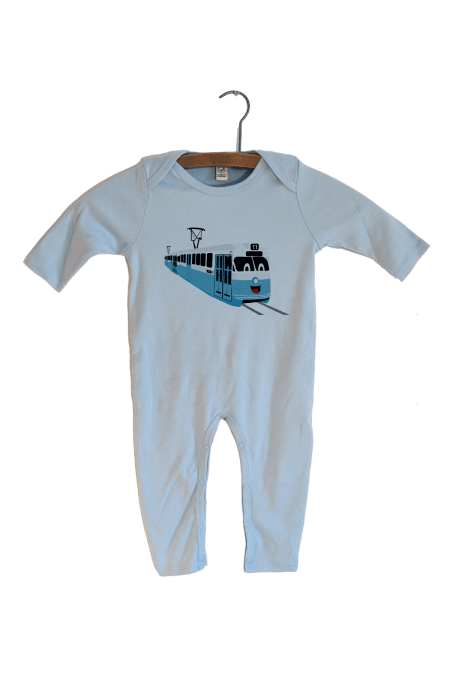 Tram jumpsuit baby outlet