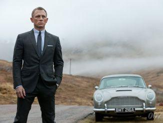 Daniel Craig, dans le rôle de James Bond 007