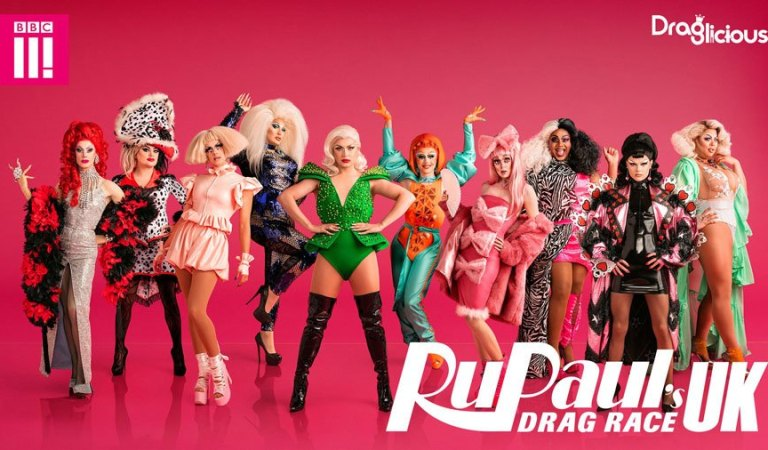 O veredito final da primeira temporada de RuPaul's Drag Race UK