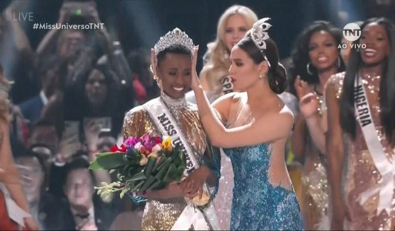 Miss África do Sul é a Miss Universo 2019