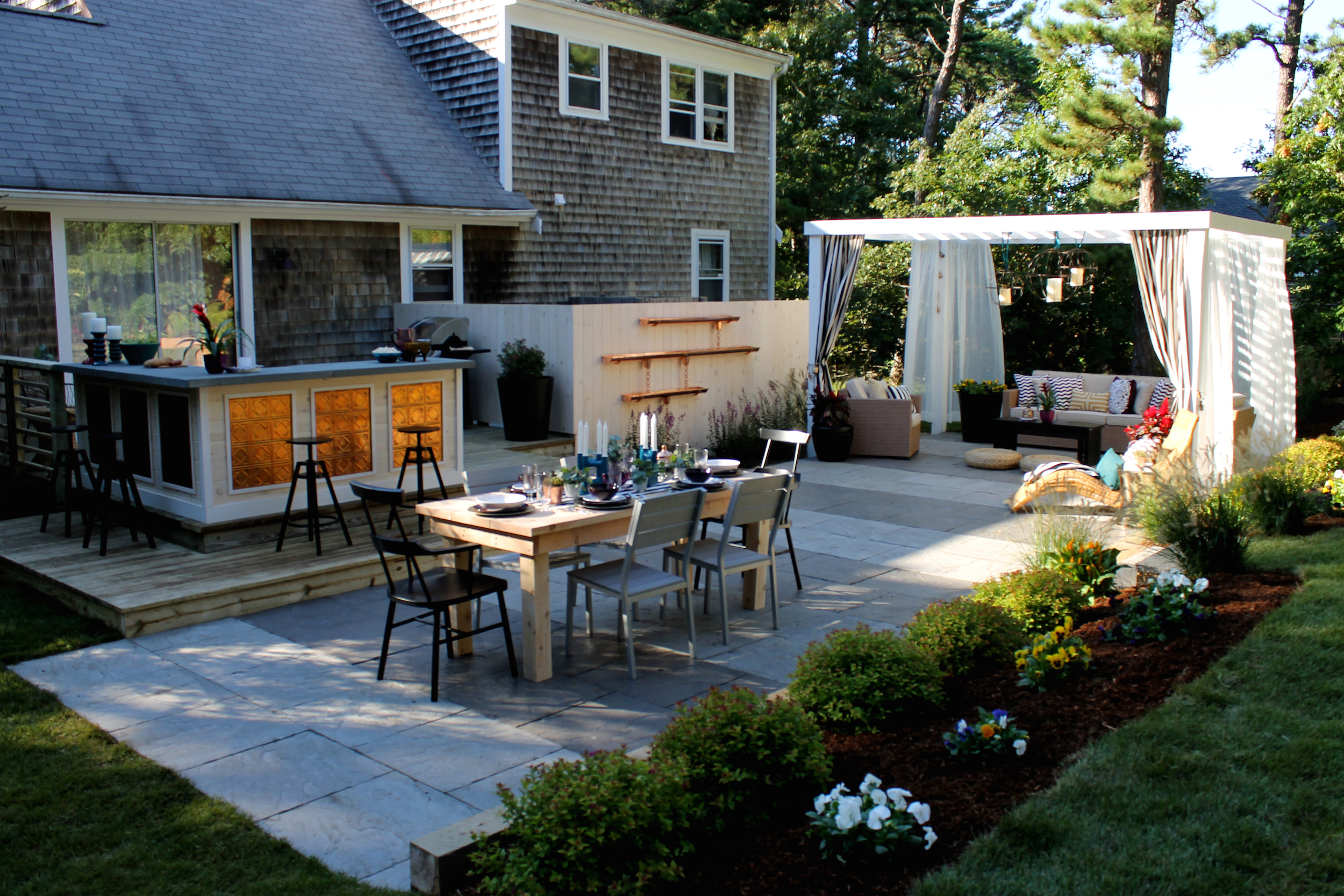 17 Landscaping Ideas For A Low-Maintenance Yard on Backyard Landscaping Near Me id=75237