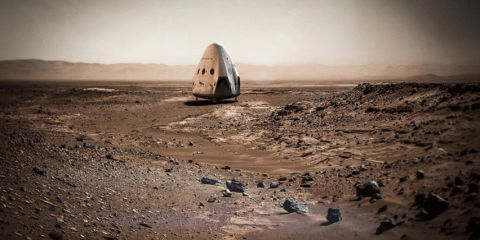 SpaceX Announces a 2018 Sample Return Mission to Mars