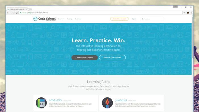 Top 5 Websites-The Best Ways to Learn to Code for Free