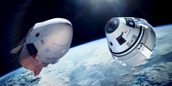 After Delays, SpaceX and Boeing Aim to Launch Astronauts ...