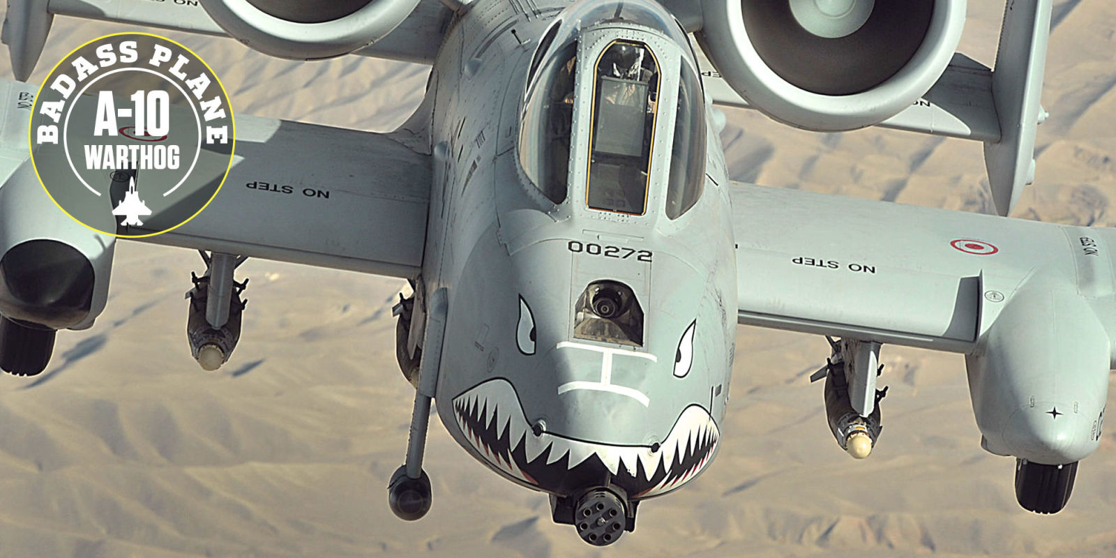 Why The A 10 Warthog Is Such A Badass Plane