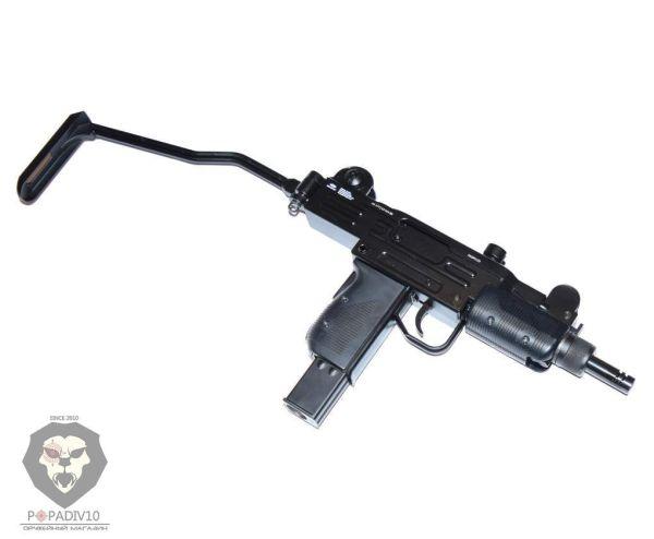 Пневматический пистолет пулемет Gletcher UZM Узи купить