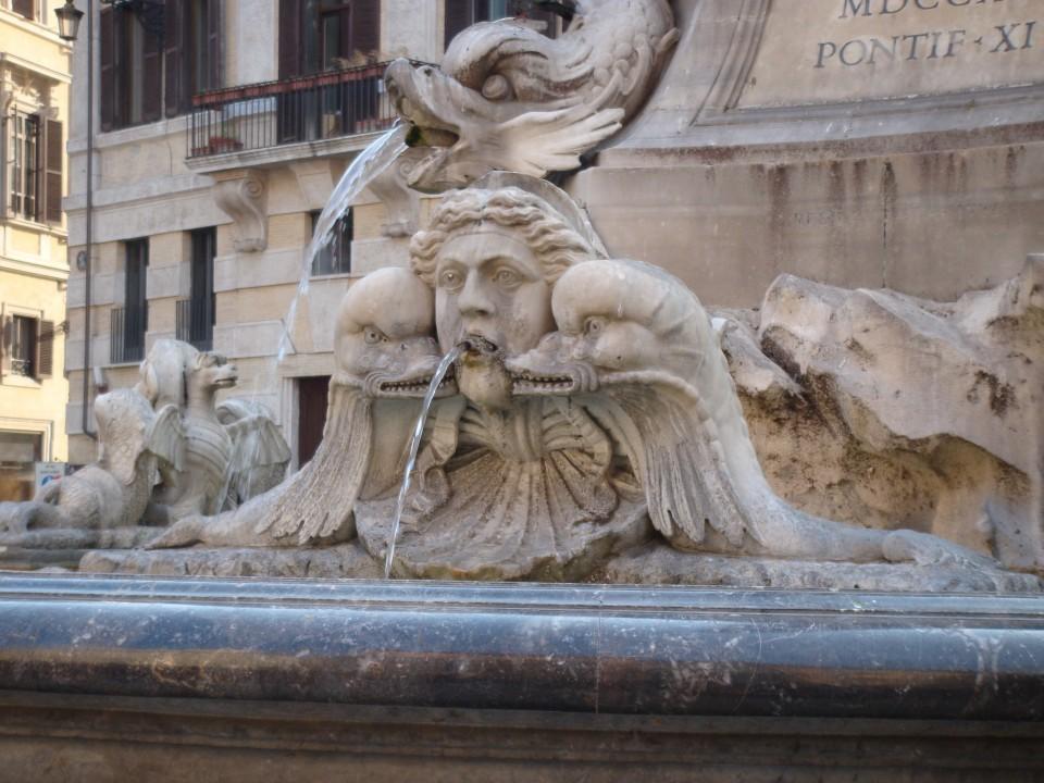 pantheon-fountain