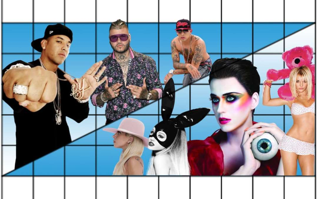 ¿El Reggaeton mató a la estrella del POP?
