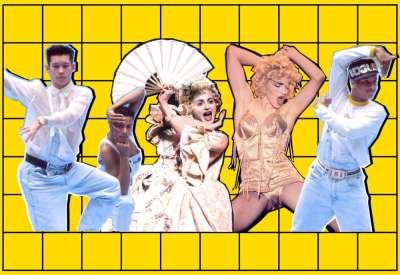 Madonna Vogue Mainstream