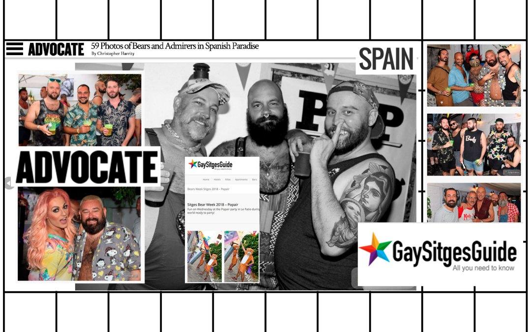 POPair BBQ: Nuestras salchichas dan la vuelta al mundo