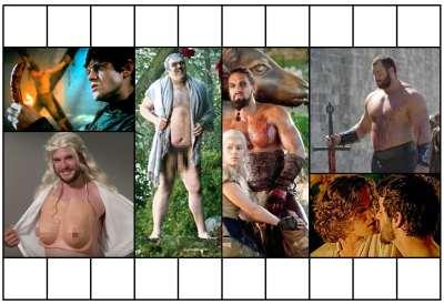 Desnudos Juego De Tronos