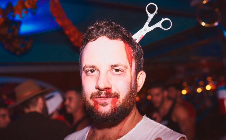 Fotos Popair Halloween Fiesta Gay Barcelona 2019