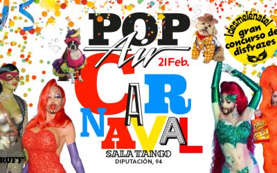 Bases Concurso de Disfraces POPair Carnaval 2020