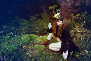 Mad Hatter Garden by ~Voodica