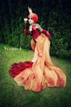 Queen of Hearts by ~Voodica