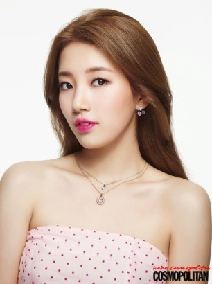 Suzy miss A - Cosmopolitan Magazine February Issue 2014