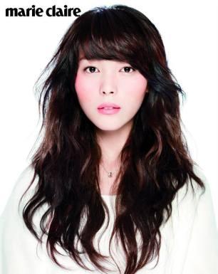 Wonder Girls Sun Ye - Marie Claire Magazine September Issue '13 6
